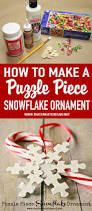 that u0027s what che said puzzle piece snowflake ornament