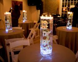 decorate your wedding with led candle lights cardinal bridal