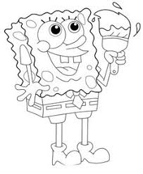 barney eat ice cream coloring pages place color happy