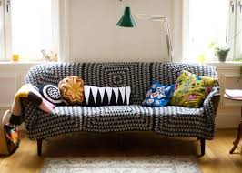 Best  Sofa Throw Ideas On Pinterest Black White Rooms Black - Sofa cover designs