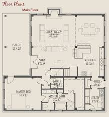 Amish Home Plans Amish House Floor Plans Hahnow