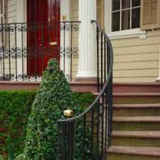 Iron Banisters And Railings Front Porch Railings Options Designs And Installation Tips