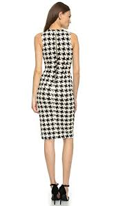 houndstooth dress 5th mercer houndstooth dress shopbop