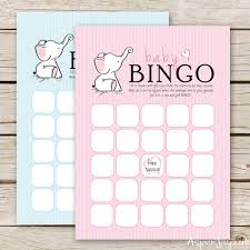 baby shower bingo free baby bingo cards aspen