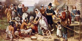 what did the pilgrims eat at the thanksgiving epicurious