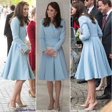 kate opts for emilia wickstead in luxembourg what kate wore