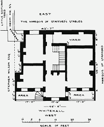 castle howard floor plan scotland yard south of whitehall place british history online