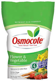amazon com osmocote flower and vegetable smart release plant