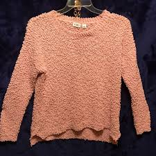 cato sweaters 99 cato sweaters light pink knit cato sweater xl from