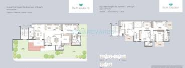 3 bhk 1900 sq ft apartment for sale in emaar mgf palm gardens at