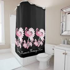 Pink Flamingo Bathroom Accessories Best Pink Flamingos Shower Curtain Products On Wanelo