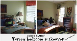 tween bedroom makeover debbiedoos
