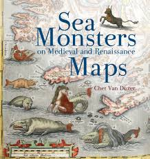 Renaissance Italy Map by Amazon Com Sea Monsters On Medieval And Renaissance Maps