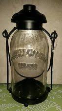 Mason Jar Tea Light Holder Glass Tea Light Candle Holders U0026 Mason Jar Accessories Ebay