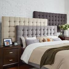 Headboard For King Size Bed Headboards Bed Heads For Sale Gray Tufted Headboard Padded Bed