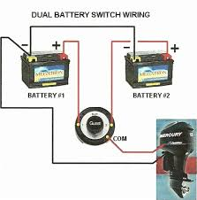 installing a second battery in boat youtube simple dual wiring