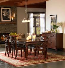 Cherry Wood Dining Room Furniture 100 Solid Cherry Dining Room Set High End Used Furniture