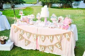 shabby chic birthday table decorations image inspiration of cake