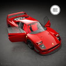 model f40 free f40 3d model on behance