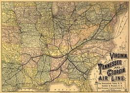 map us railroads 1860 map catalog charles a reeves jr