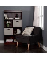 south shore 4 shelf bookcase deals on south shore 4 shelf bookcase with 2 fabric storage baskets