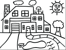 white house coloring book pages white house coloring book pages