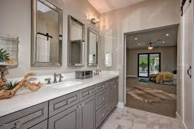 J K Kitchen Cabinets J U0026k Greige Bathroom Vanity U0026 Quartz Countertops In Chandler Arizona