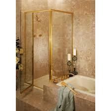 Gold Shower Doors Century Bathworks Centec Simon S Supply Co Inc Fall River