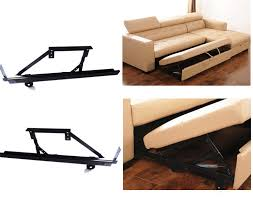 Folding Sofa Bed Metal Furniture Frame For The Folding Sofa Bed With Wheel Caster