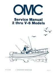 1982 johnson evinrude 2 thru v 6 service manual pn 392790 pdf