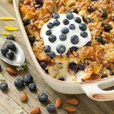 blueberry bread pudding gallery foodgawker