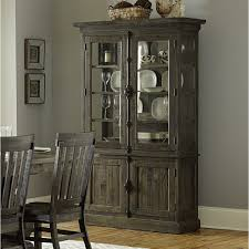 china cabinet dining room china cabinet hutch black and buffet