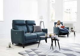 Leather Recliner Corner Sofa Compact Collection Petit Fabric Recliner Corner Sofa Furniture