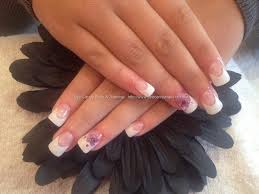 26 ring finger nail design french with ring finger design nail