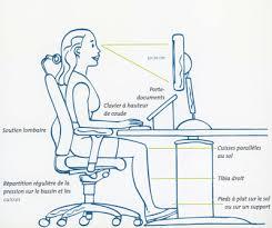 posture bureau le en images a massagem em imagens l effort musculaire de