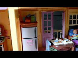 loving family kitchen furniture fisher price loving family large doll house tour