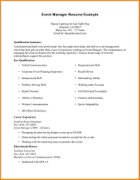event manager resume sample proficiencies on resume resume for your job application resume proficiencies examples best analyst resume example resume proficiencies examples resume sample work experience normal bmi