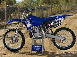 2011 yamaha yz250 first ride photos motorcycle usa