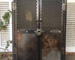 industrial locker etsy