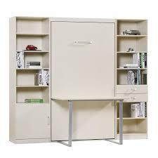 lit armoire bureau armoire lit escamotable fast 2 colonnes et bureau achat vente