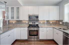stunning modern kitchen backsplash ideas with white cabinets