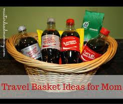 travel gift basket travel gift basket ideas for mustard seed