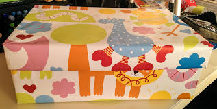 How To Decorate A Shoebox Diy Decorating An Old Shoe Box Rosana Kooymans Art U0026 Design