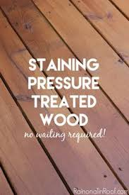 best deck stain for pressure treated wood deck ideas pinterest