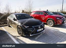 lexus dealership usa prague czech republic february 25 lexus stock photo 587855444