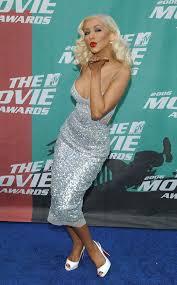 christina aguilera photos photos 2006 mtv movie awards