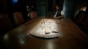 Sons Of Anarchy Meeting Table Soa 6 4 Png