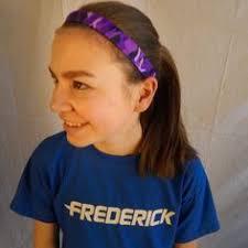 go girl headbands 5 8 peace signs in bold color blocks go girl headband clothes