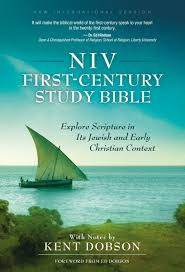 niv first century study bible hardcover explore scripture in