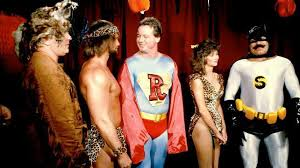 wwf halloween party bobby heenan randy savage roddy piper miss